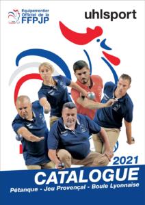 Catalogue Pétanque Uhlsport