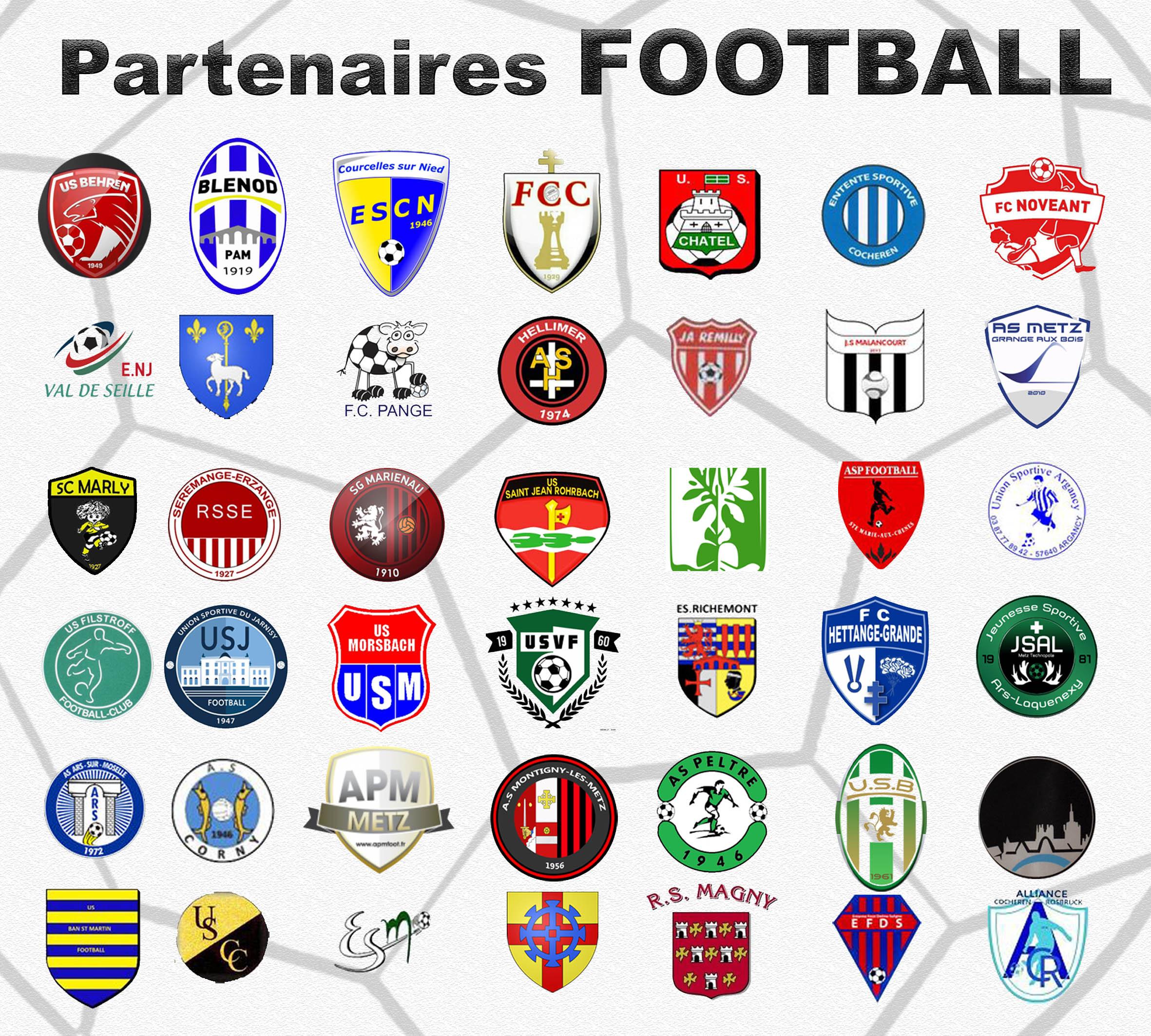Partenaires football